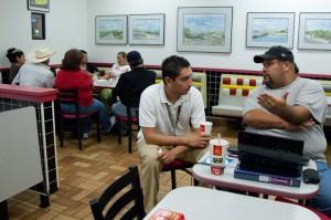 FirstPerson.McDonald's